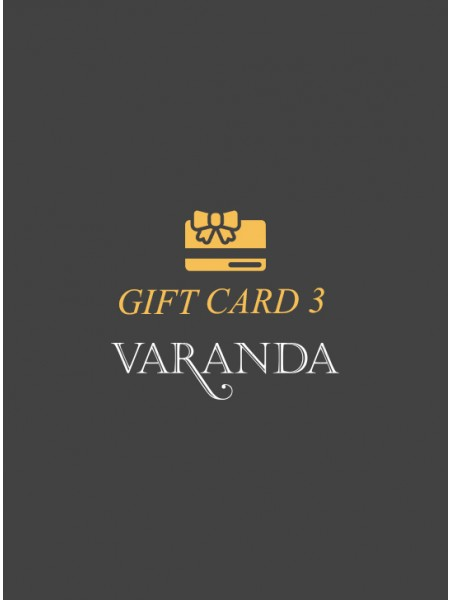 Gift-Card 3 - Jantar