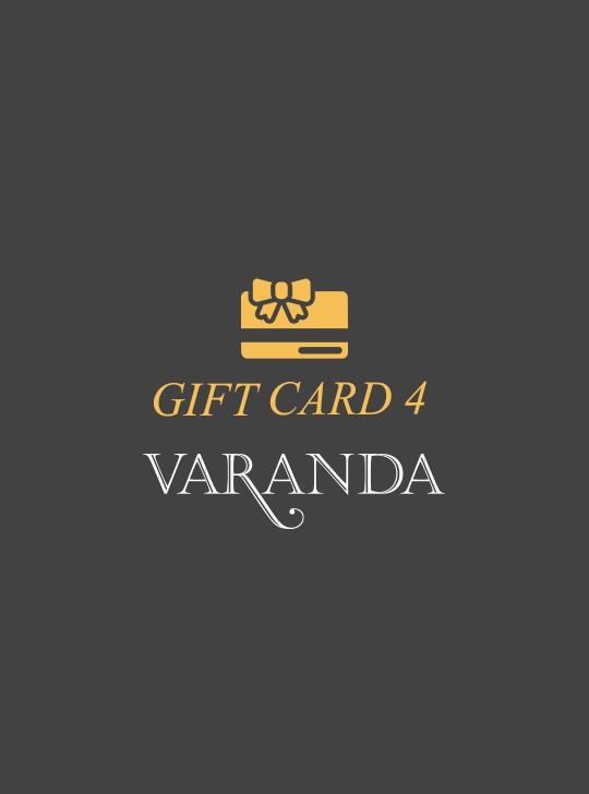 Gift-Card 4 - Jantar